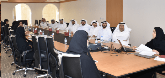 Development and Training Programmes at the UAE Ministry of Finance